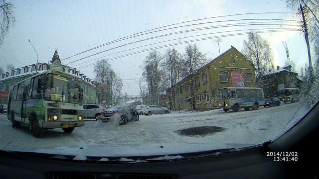 ДТП Авария Урицкий Новгородский Архангельск Автобус