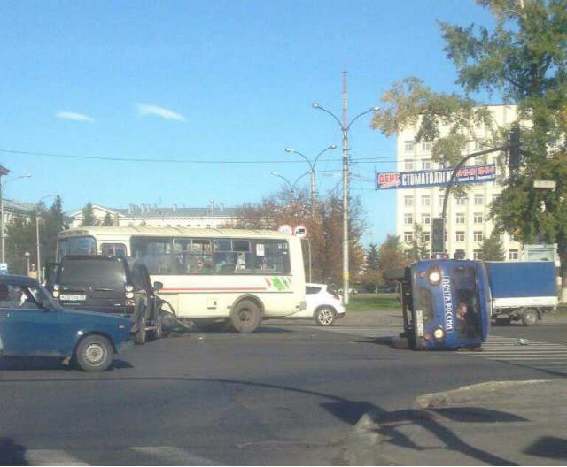 ДТП Авария Архангельск