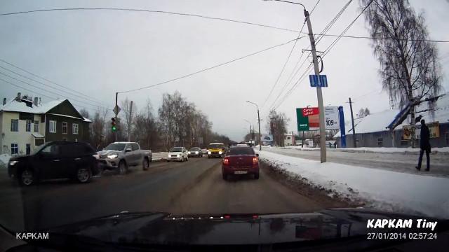 ДТП Авария Архангельск Ленинградский