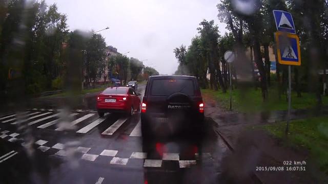 ДТП Авария Северодвинск Ломоносова сбили пешехода